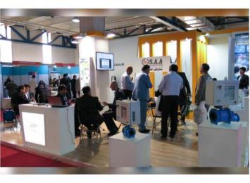 شرکت در چهاردهمین نمایشگاه بین المللی صنعت آب و تاسیسات آب و فاضلاب ایران